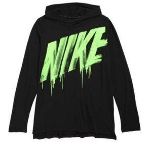 Nwt, Nike lightweight long sleeve hoodie